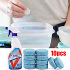 Multifunctional Effervescent Spray Cleaner Clean Tablet with V Clean Spot Bottle