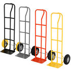 600LB HEAVY DUTY SACK TRUCK INDUSTRIAL HAND TROLLEY WITH PNEUMATIC TYRE