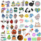 1Set Halloween Enamel Brooch Pins Shirt Collar Lapel Pin Necktie Clip Xmas Gift image