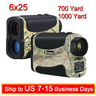 EYOYO 6x Magnification 700/1000 Yard Golf Hunting Laser Range Finder Monocular