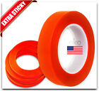 DOUBLE SIDED RED ADHESIVE TAPE LOT for iPhone iPad iPod Samsung LCD Touch Screen