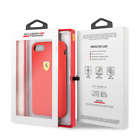 iPhone 7/8 FERRARI Hard Case Silicone by CG Mobile