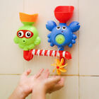 Baby Toddler Bath Toys Children Kids Water Spout Fun Playing Water Beach Toy Set