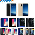 Doogee 5.0'' 5.5'' Smartphone Android 8gb 16gb 64gb Dual Sim Quad Core Phone Uk