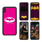 Batgirl Phone Case Fit For iphone Xs Max Xr 5 6 7 8 plus