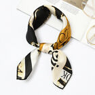 Scarf Head-Neck 50x50cm Women Ladies Satin Hair Tie Hair Band Handkerchief