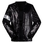 NEW Michael Jackson MJ Billie Jean Costume Dress Jacket Coat Billie Jean Glove