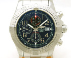 Breitling Super Avenger II 2 Automatic Chronograph A133711/BC28 Watch Never Used