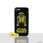 """Star Wars Case/Cover For Apple iPhone 7 (4.7"""") / Screen Protector / Gel / R2-D2"""