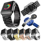 For Apple Watch Series 4 Stainless Steel Band Strap Bracelet iWatch 40mm 44mm