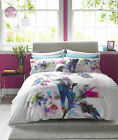 Lipsy London, Watercolour Lily Duvet cover and pillowcase sets
