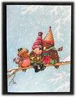Mary Engelbreit Birds Friends Are The Presents We Give Ourselves Christmas Card