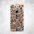 Halloween Pumpkin Candle Pattern Case For iPhone 6s 7 8 Plus Xs 11 Pro Max XR