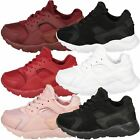 NEW GIRLS SHOES KIDS LACE UP TRAINERS PLATFORM FLAT COMFY CASUAL CHILDRENS STYLE