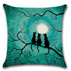 Halloween Monster Skull Pumpkin Home Decor Throw Pillow Case Cushion Cover Props