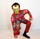 The Avengers Costume Boys Superhero Cosplay Halloween Fancy Dress Party KidsGift