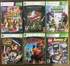 Microsoft Xbox 360 Games *Lot of 6 Games* Including Ghostbusters & Banjo-Kazooie