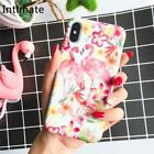 INTLMATE Luxury Hard TPU Case Artistic Design For IPhone 6 6S 7 8 SE X Plus Sili