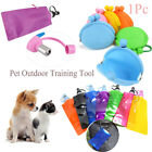Camping Dog Water Storage Pet Food Bag Snacks  Wallet Training Treat Pouch