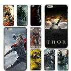 Fashion Cute Black Soft case Thor Loki Marvel case cover for Iphone 5 6 7 8 X XS