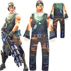 FORTNITE FORTNIGHT Halloween Costume SIZES 5 6 7 8 10 11 12