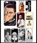 Mac Miller Hip Hop RapperFashion Soft case cover for Iphone 5 6 7 8 X XS MAX XR