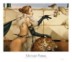 179685 Michael Parkes The Creation Magical Weir Decor WALL PRINT POSTER UK