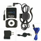 EXMAX ATG-100T 195-230MHz Wireless Tour Guide System Single Receiver +Earphone