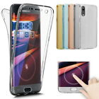 For Huawei P20 Pro P10 P9 Lite 360° Shockproof Protective Soft Clear Case Cover