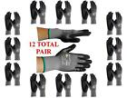 Внешний вид - GTek MaxiFlex 34-874 PIP Seamless Knit Nylon Gloves - 12  Pairs - Choose Size!