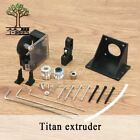 Titan Extruder Kit + NEMA 17 Stepper Motor for 3D Printer Direct Drive and Bowde