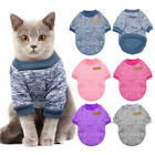 Внешний вид - Cat Clothes for Cats Warm Winter Kitten Clothes Coat Kitty Sweater for Cold Day