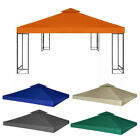 Waterproof Gazebo Top Canopy Replacement Patio Pavilion Yard Cover Garden Awning