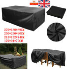 Extra Large Garden Rattan Outdoor Furniture Cover Patio Table Protect Waterproof