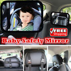 Car Baby Seat Inside Mirror View Back Safety Rear Facing Baby Child Infant