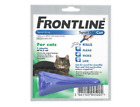 FRONTLINE SPOT ON FOR CATS -FLEA, TICK & MITE TREATMENT & PREVENTION 1,3, OR 6