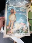 VINTAGE MAGAZINE THE SATURDAY EVENING POST AUGUST 24 1935
