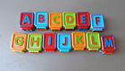 Vtech Replacement Letter Blocks Sit To Stand Alphabet Train ONE BLOCK New Style