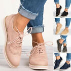 Kyпить US Womens Sneakers Casual Breathable Tennis Trainers Lace Up Athletic Shoes Size на еВаy.соm