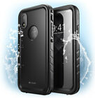 """iPhone XR Case, Clayco Omni Waterproof Case Cover Shockproof for iPhone XR 6.1"""""""