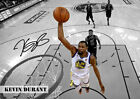Kevin Durant - Golden State Warriors AUTOGRAPHED POSTER PRINT LAMINATED. AWESOME on eBay