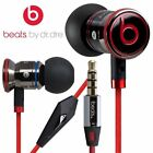Genuine Monster Beats by DrDre iBeats -In Ear Headphones Earphone Black / White <br/> Warranty - Returns Accepted - Authentic UK Seller