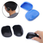 New 2PCS Blue plastic Ear Cover Hair Dye Shield Protect Salon Color Random