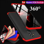 For Huawei Mate 20 Lite Pro 360° Shockproof Cover Armor Rugged Hybrid Hard Case