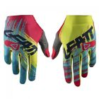 New 2019 Adult Leatt GPX 1.5 Grip R Red Lime Gloves Motocross Enduro S M L XL
