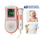 Kyпить Pocket Fetal Doppler 3MHz Probe, Baby Heart Monitor, Backlight LCD GEL FDA USA на еВаy.соm