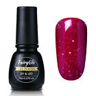 FairyGlo 7ml  Nagelgel UV Gel Lack Top Base Coat Nagellack Soak Off Nail Art günstig
