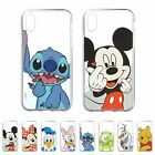 DISNEY Heart Clear Jelly Cover Galaxy S9 Note9 iPhone XS Max XR X 8 7 Plus Case