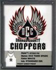 Orange County Choppers White Tank Top Mens Sizes Wholesale OCC T shirt Unisex