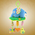 1pc Crib Hanging Toy Ringing Bell BB Preschool Pacified Educational Toy for Kids